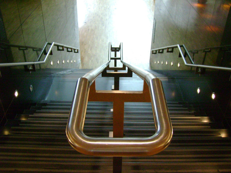 schodisko, podchod