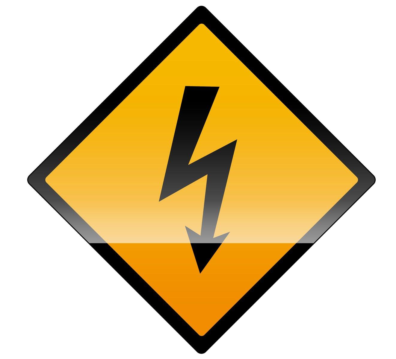znak elektriny